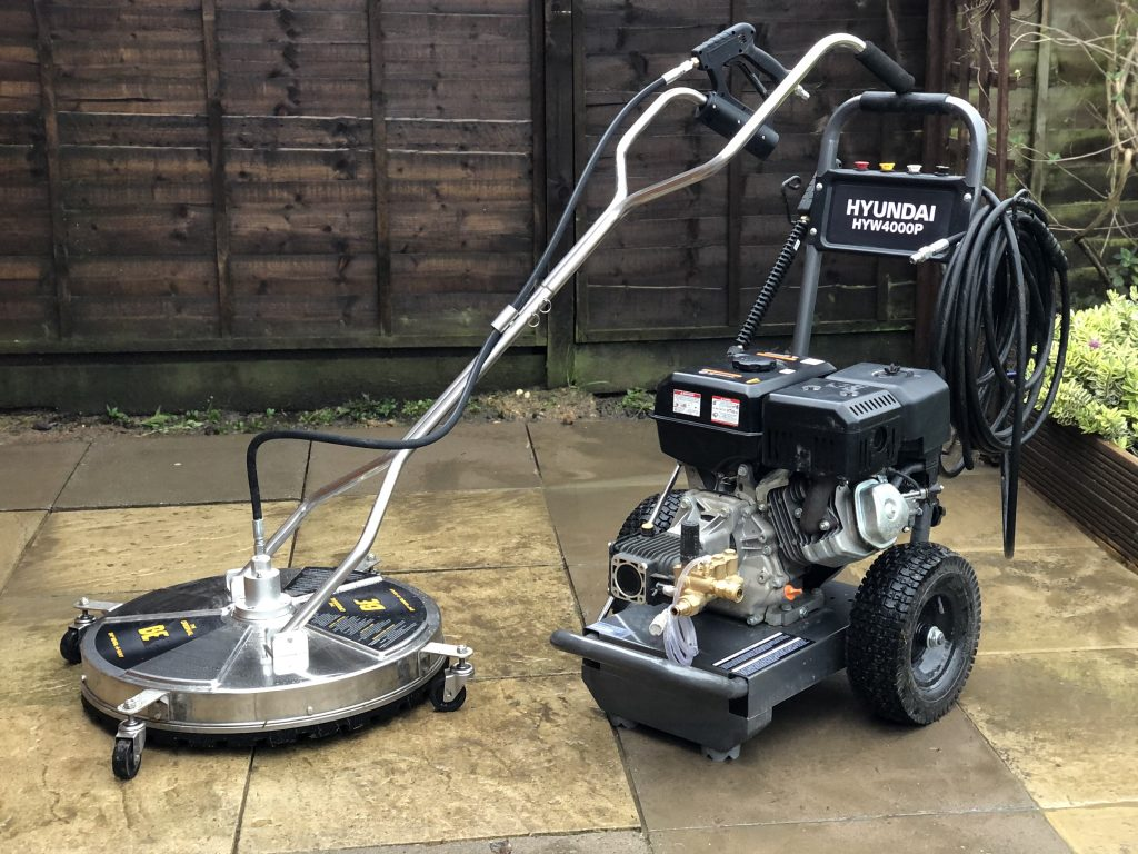 Pressure Washing in Bicester by Bespoke Services Company