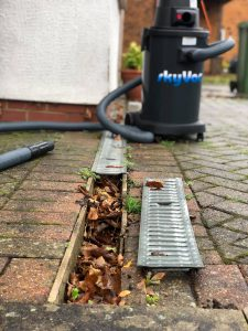 Gutter Vaccuming by Bespoke Services Company in Bicester, Buckinghamshire, Oxfordshire, Aylesbury.