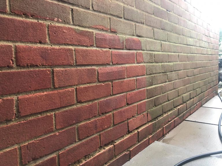 Wall Cleaning in Bicester by Bespoke Services Company
